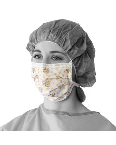 Pediatric Print Procedure Adult Face Protection Mask