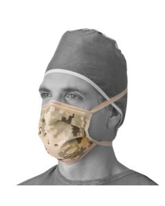 Camouflage Surgical Face Protection Mask