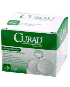 CURAD Disposable Nursing Pads