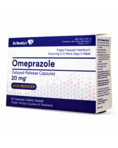 Omeprazole Delayed Release Oral