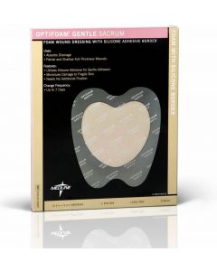 Optifoam Gentle Foam Dressings with Silicone Adhesive Border