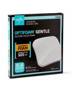 Optifoam Gentle Silicone-Faced Foam Dressings
