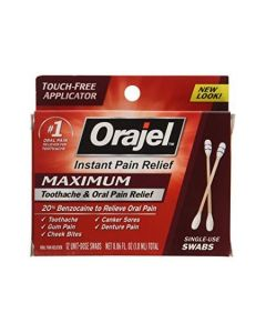 Orajel Maximum Toothache and Oral Pain Relief