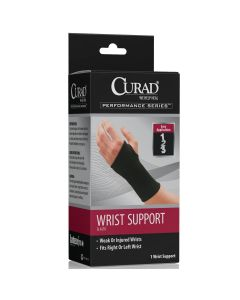 CURAD Performance Elastic Pull-Over Wrist Support S 1Ct ORT19600SDHH by Medline