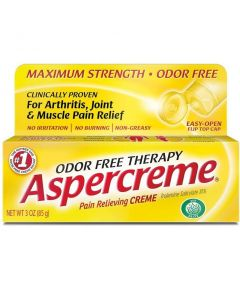 Aspercreme Pain Relieving Cream 3oz