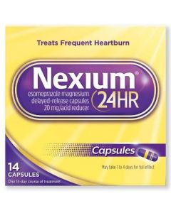 Nexium 24 Hour Heartburn Relief