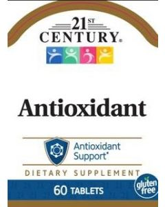 Antioxidant Support Dietary Supplement 60Ct OTC274224 by 21st Century