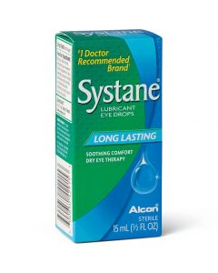Systane Sterile Lubricating Eye Drops, 0.5oz
