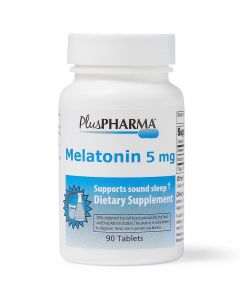 Melatonin Tablet, 5 mg, 90/Bottle