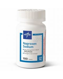 Naproxen Sodium Tablets, 220 mg, 100/Bottle