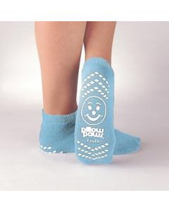 Single-Imprint Terries Child Slipper Socks