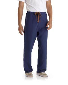 PerforMAX Unisex Reversible Drawstring Scrub Pants, Size L