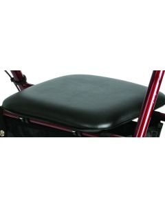 Rollator Assembly Seat with Hardware