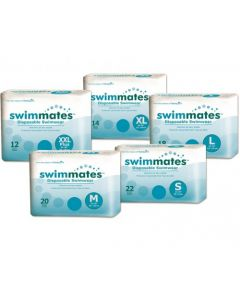 Swimmates Swimwear, For Kids and Adults, Sizes S - XXL
