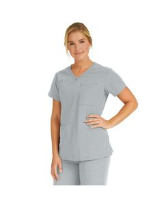 Berkeley ave Women's Tunic Scrub Top with 3 Pockets - Shop All