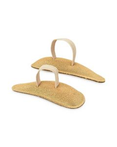 Hammer Toe Crest, Deluxe Suede, Right or Left, Sizes S-L