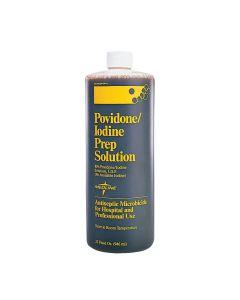 Medline Povidone Iodine Prep Solution