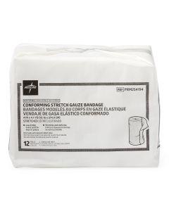 Medline Nonsterile Conforming Stretch Gauze Bandages