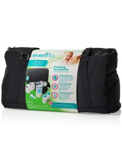 Evenflo Black Pumping Accessories Tote Kit