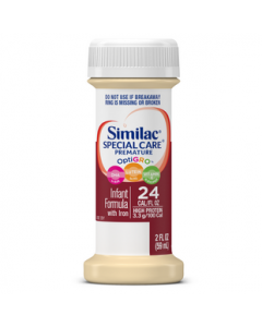 Similac Special Care 24 High Protein Formula, 2 oz. Bottle Pack of 4