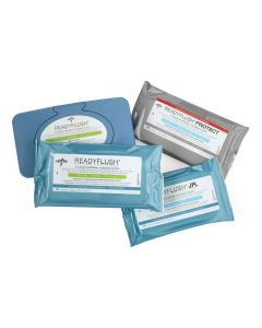 Medline ReadyFlush Biodegradable Flushable Wipe-Shop All