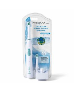Conair InterPlak Rechargeable Cordless Toothbrush 1Ct OTC000105 by CONAIR