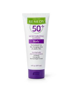 Remedy 50+ Daily Moisturizing Body Lotion, 6 oz