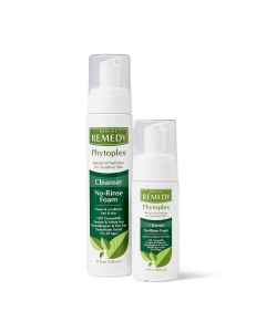 Remedy Phytoplex No-Rinse Foam Cleanser - Shop All PF06434 by Medline
