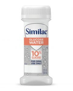 Similac Infant 10% Glucose  Water 2oz 4Ct