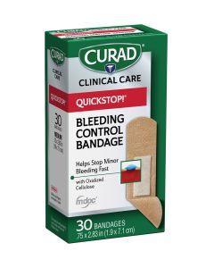 CURAD QuickStop Bandages