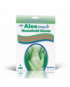 Aloetouch Latex Household Gloves