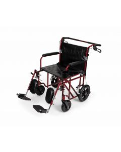 Freedom Plus Lightweight Bariatric Transport Chair