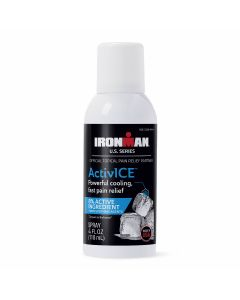 Medline IRONMAN ActivICE Cooling Spray 4oz 1Ct