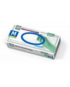 Medline Professional Nitrile Exam Gloves with Aloe - All