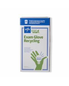 GreenSmart Exam Glove Recycling Box, Size S