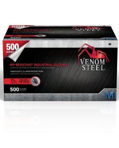 Venom PF Nitrile Steel Industrial Gloves, Size M