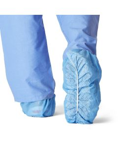 Spunbond Polypropylene Non-Skid Shoe Covers, Size XL