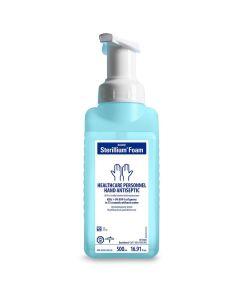 Sterillium Foam Hand Sanitizer, 500mL (16.9oz) Pump Bottle