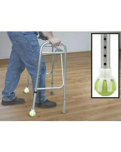 TENNIS BALL GLIDES, PAIR