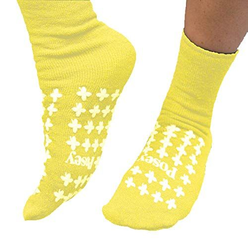 Posey Pediatric Fall Management Socks, Standard Size PSY6239Y by Posey Company