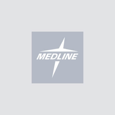 Medline Sterile Powder-Free Non-Latex Nitrile Exam Gloves