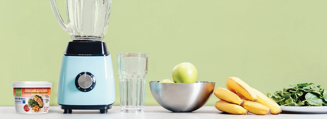 Your Guide To Making The Transition To A Blenderized Diet