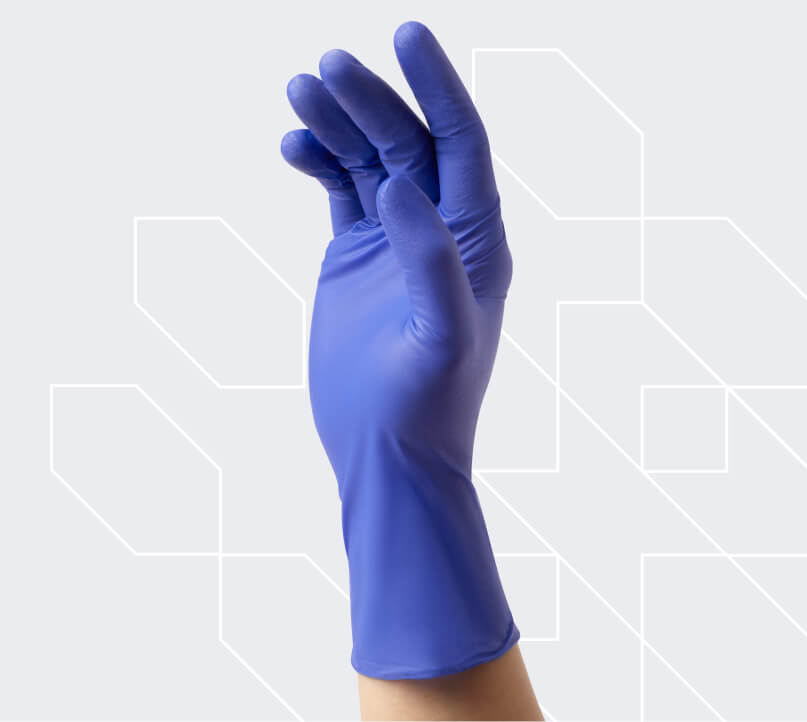 VersaShield Powder-Free Nitrile Exam Gloves