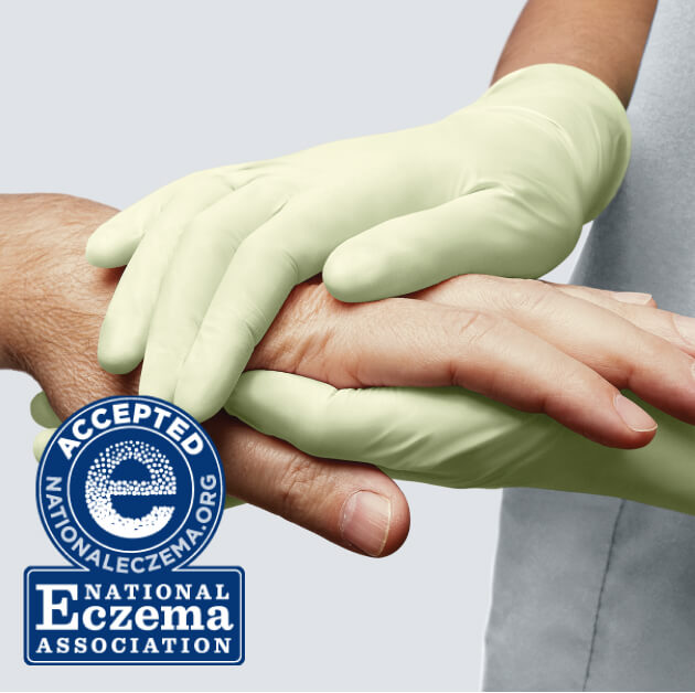 Accepted National Eczema Association