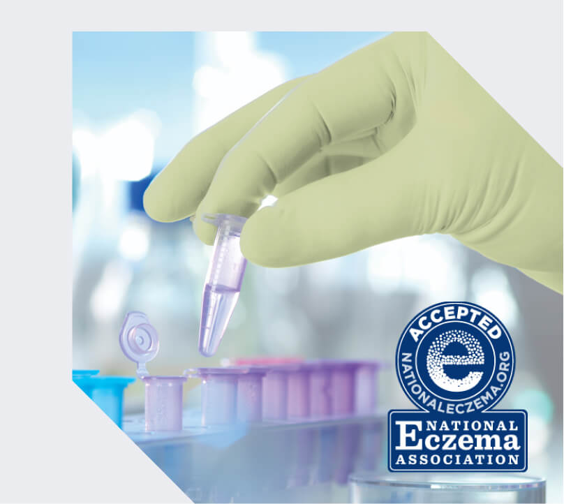 Restore Touch Nitrile Exam Gloves with Oatmeal